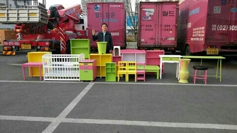 move in korea
