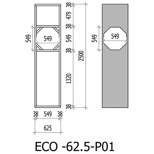 ECO-62.5-P01