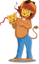 Acting Lion