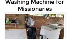 Washing Machines Update