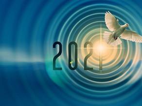 2021: Année de Libération sous l'Énergie du Pape dans le Tarot