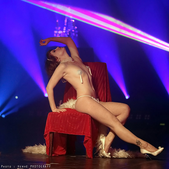 Effeuillage Burlesque
