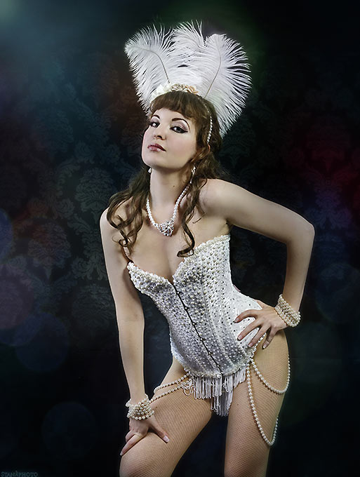 La danseuse Cabaret