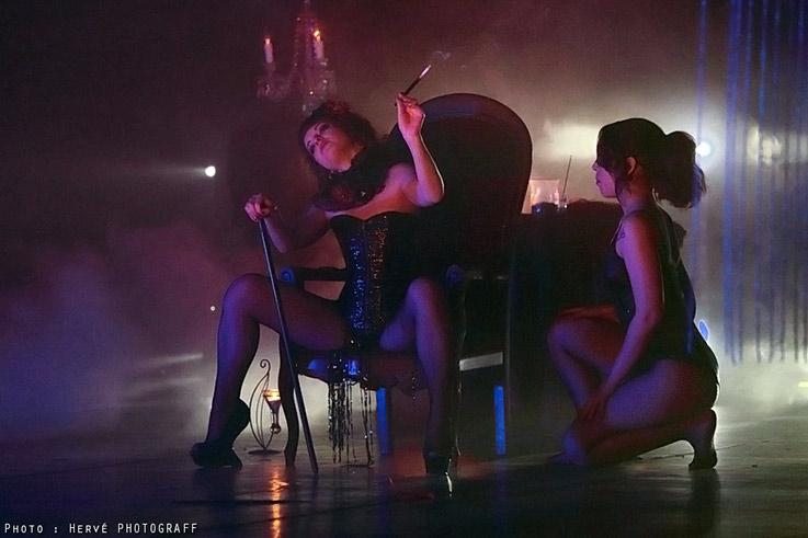 Dark Cabaret Burlesque