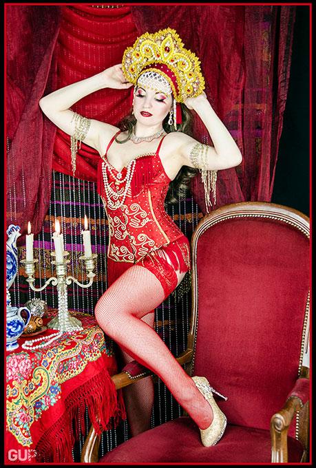 Cabaret Russe Paris