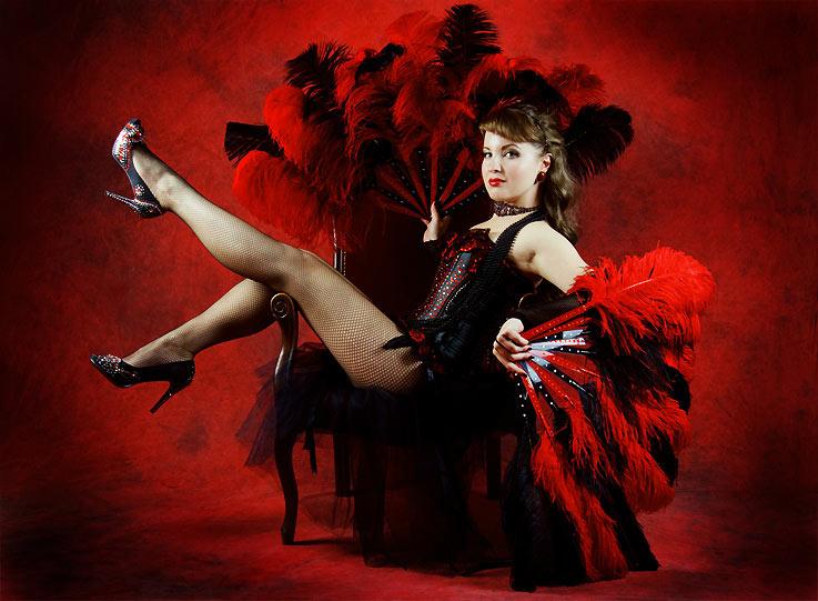 Danseuse Burlesque