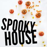 Spooky House Halloween