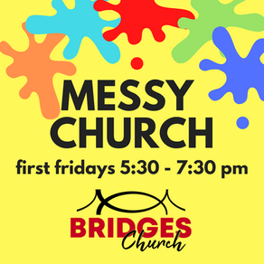 Messy Church Changes for Covid