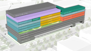 WashU School of Medicine Planning Ambulatory Cancer Center at Forest Park and Taylor