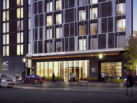 Construction Could Soon Start on the AC Hotel in Clayton