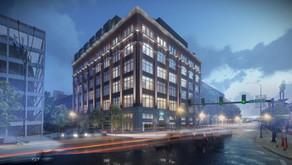 300 South Broadway Redevelopment Now Underway