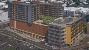 City Foundry Phase 2 Office Building Redesigned. Project Set to Appear Before the TIF Commission