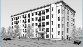 Waterman and Clara Apartment Building Heads to the Preservation Board