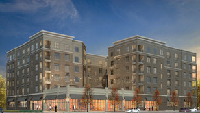6-Story Apartment Building Planned at Debaliviere and Pershing