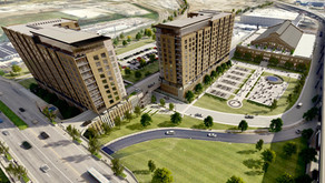 Residential Towers Planned at the Armory District