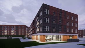 Sunnen Station Apartments Phase 2 Begins Construction