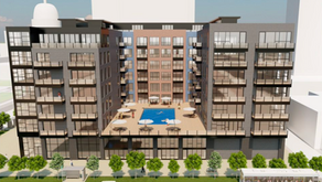 7-Story, 150 Unit Apartment Building Proposed for Optimist International Site in Central West End