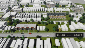 "Green Street to Begin Construction on ""Union at the Grove"""