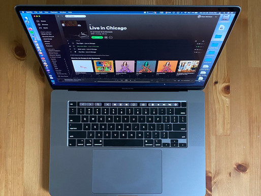 MacBook Pro First Impressions