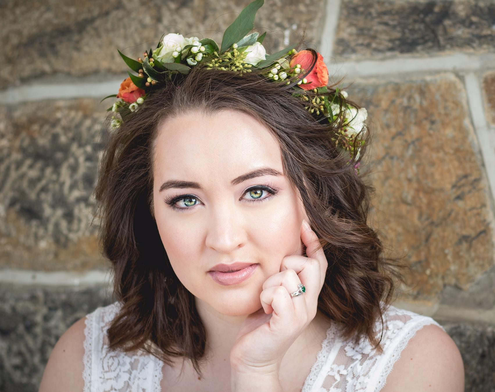 Bridal Wedding Day Makeup