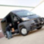 Black-Ram-ProMaster-2500-Work-Van-LUVERN