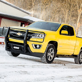 Yellow-Chevrolet-Colorado-LUVERNE-Brush-