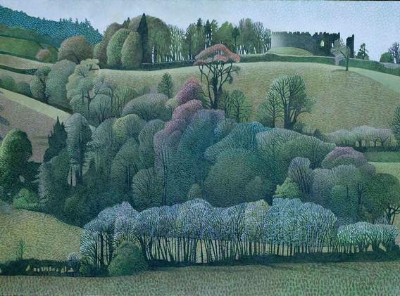 Annie Ovenden - Restormel Castle