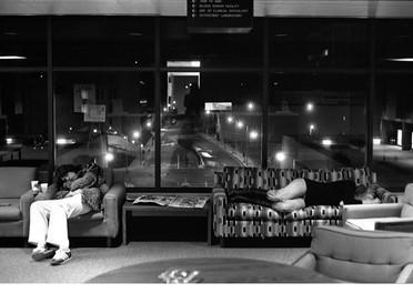 The Long Night. Mick Jagger and Carinthi
