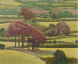 Annie Ovenden - Early Autumn Across the Valley