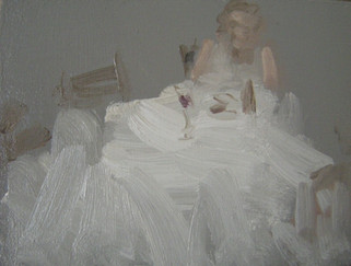 Donna Festa - White Tablecloth (2014)