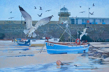 Annie Ovenden -  'Watch Out For The Seagulls'