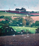 Annie Ovenden - Storm At Sea 3