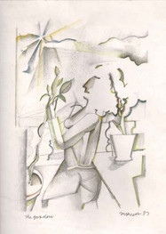 Ken Turner - The Gardener (1987)