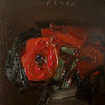 Donna Festa - Some Red Flowers (2011). O