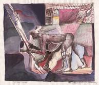 Ken Turner - Study for Threshold Performance (1984)