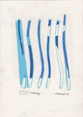 Ken Turner - Blowing (1990)