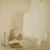 Donna Festa - Eric Reading at the Table (2015)