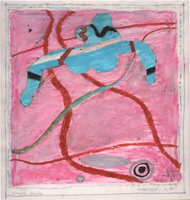 Ken Turner - Pink Poem (1990)