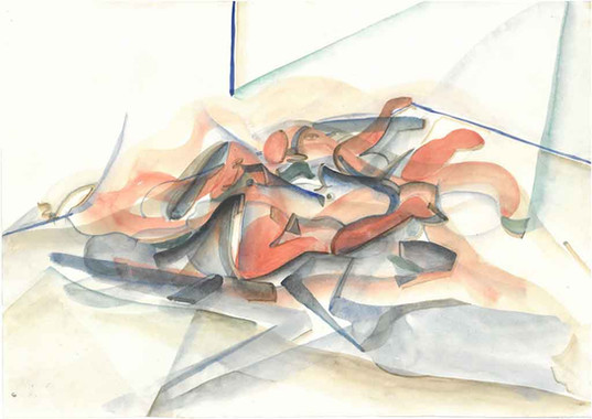 Ken Turner - Thresholds and Footholds. O