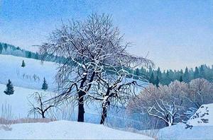 Annie Ovenden - New Year Snow