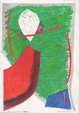 Ken Turner - Green Field, Stones and Sticks (1990)