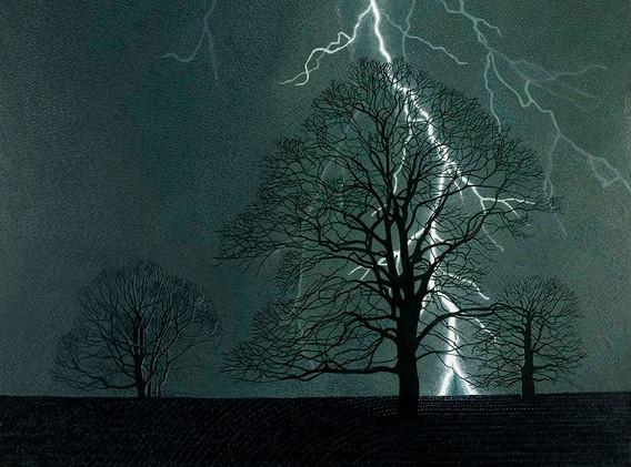 Annie Ovenden - Lightening Strike