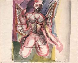 Ken Turner - Bold Angel (1987)