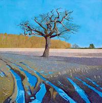 Annie Ovenden - Crisp Morning in Somerset