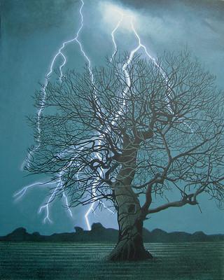 Annie Ovenden - Lightning Bolt