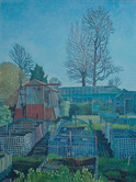 Annie Ovenden - Working On The Allotment