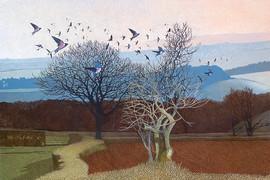 Annie Ovenden - The Swallows Depart