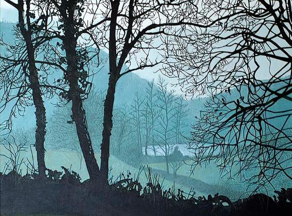 Annie Ovenden - Valley in The Mist
