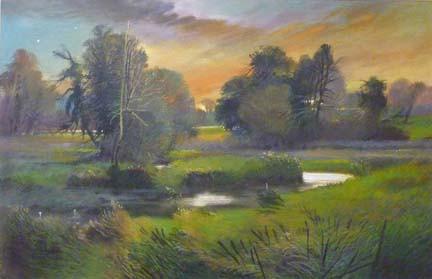 John Griffin - Brightriver, Avon Valley