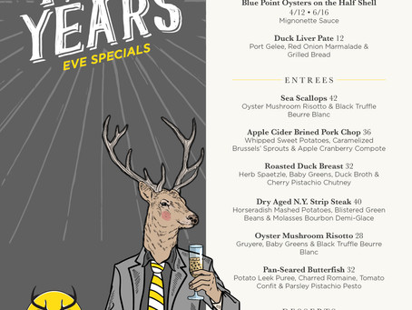 News Years Eve at Tinderbox